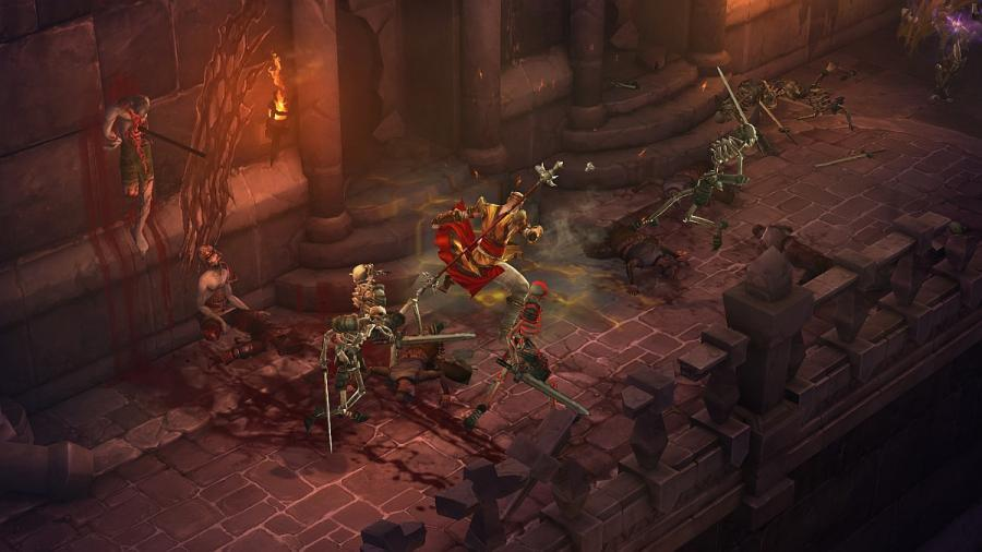 Diablo 3 - Key Screenshot 11