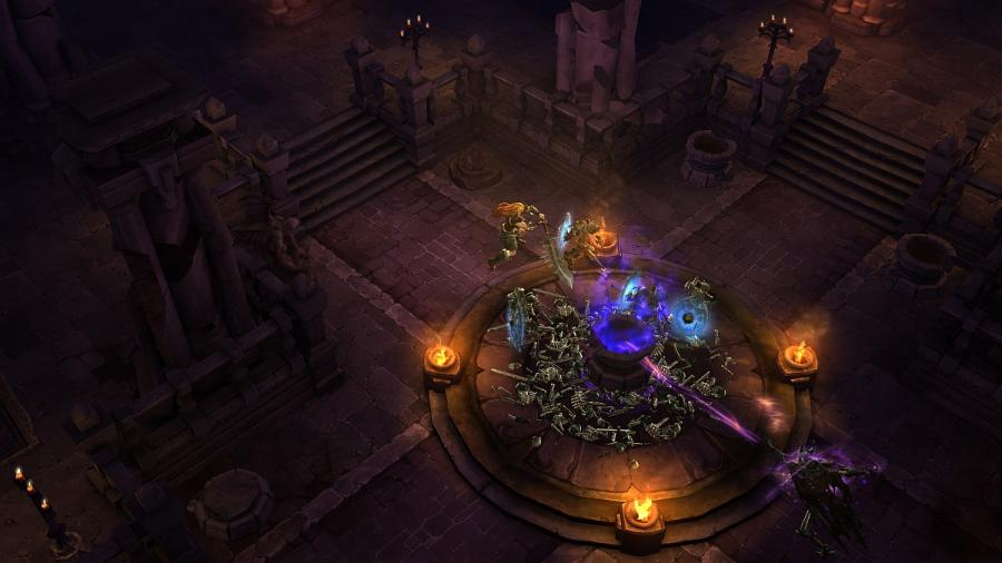 Diablo 3 - Key Screenshot 8