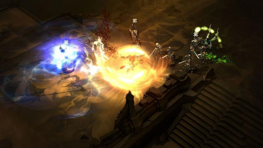 Diablo 3 - Key Screenshot 4