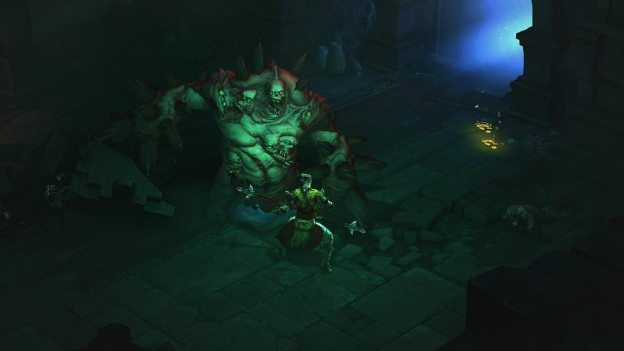 Diablo 3 - Key Screenshot 12