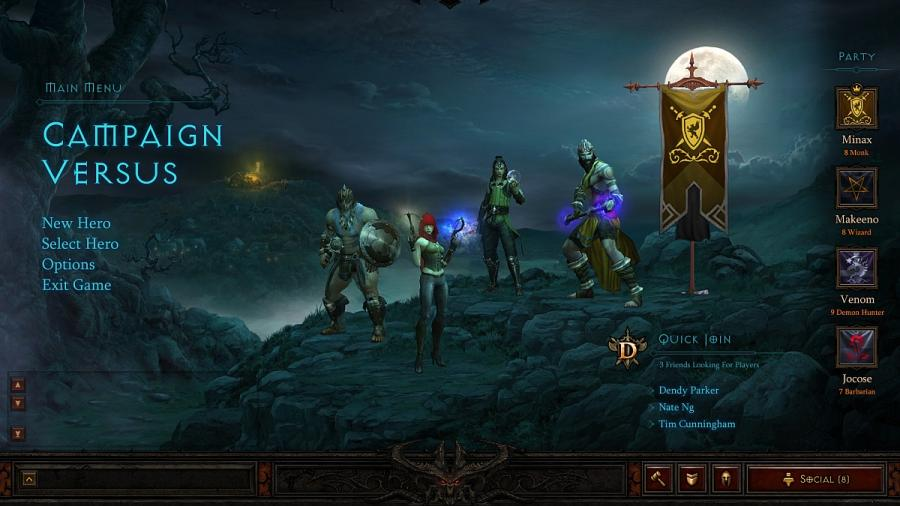 Diablo 3 - Key Screenshot 7