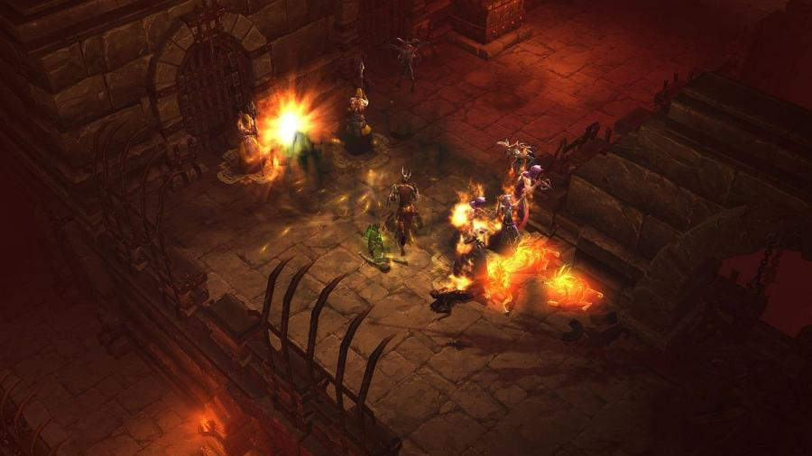 Diablo 3 - Key Screenshot 1