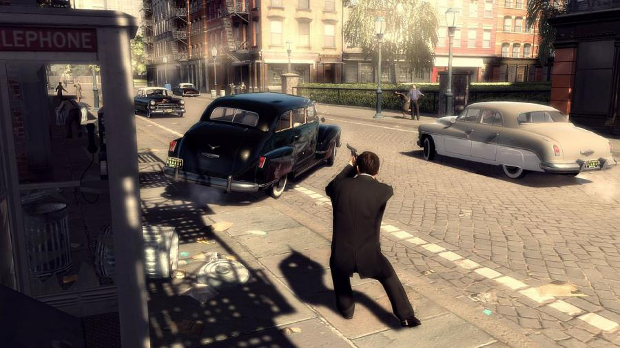 Mafia 2 - Uncut Key Screenshot 3