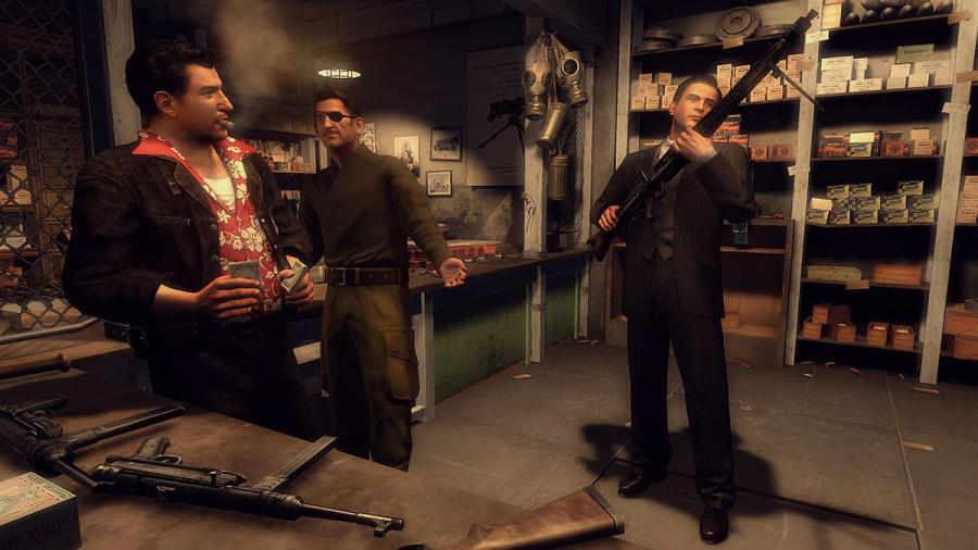 Mafia 2 - Uncut Key Screenshot 4
