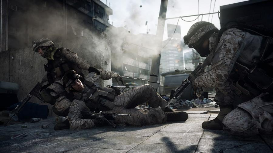 Battlefield 3 Uncut Key Screenshot 2