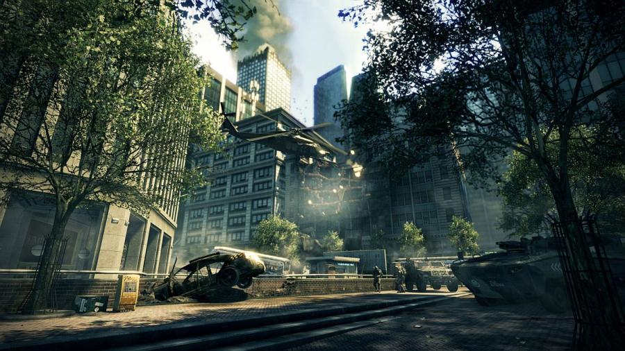 Crysis 2 Key Screenshot 4