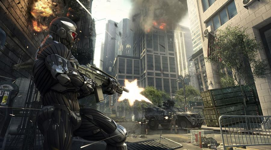 Crysis 2 Key Screenshot 3
