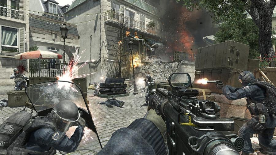 Call of Duty 8 - Modern Warfare 3 (Uncut) Screenshot 5