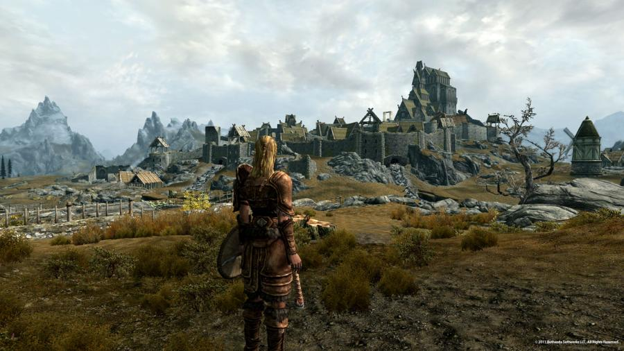 The Elder Scrolls V: Skyrim Screenshot 25