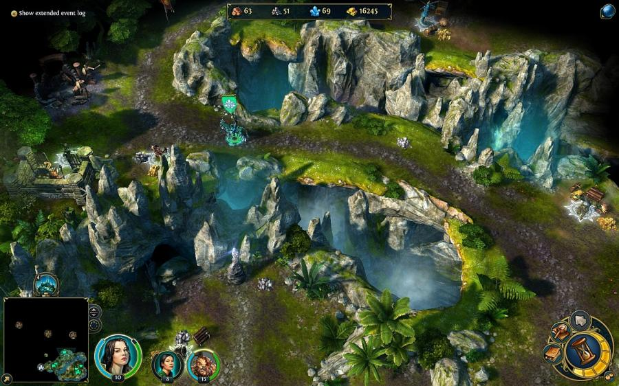 Might & Magic Heroes VI Screenshot 4