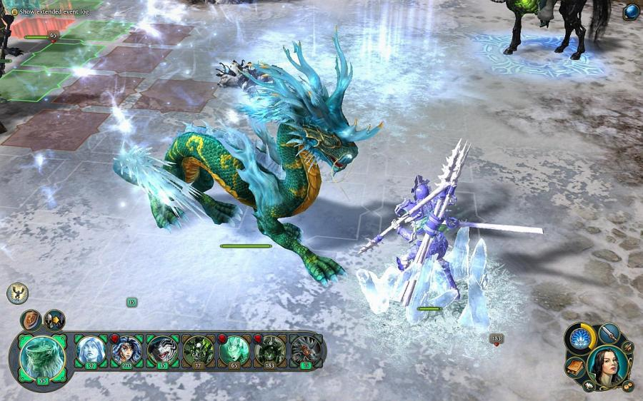 Might & Magic Heroes VI Screenshot 1