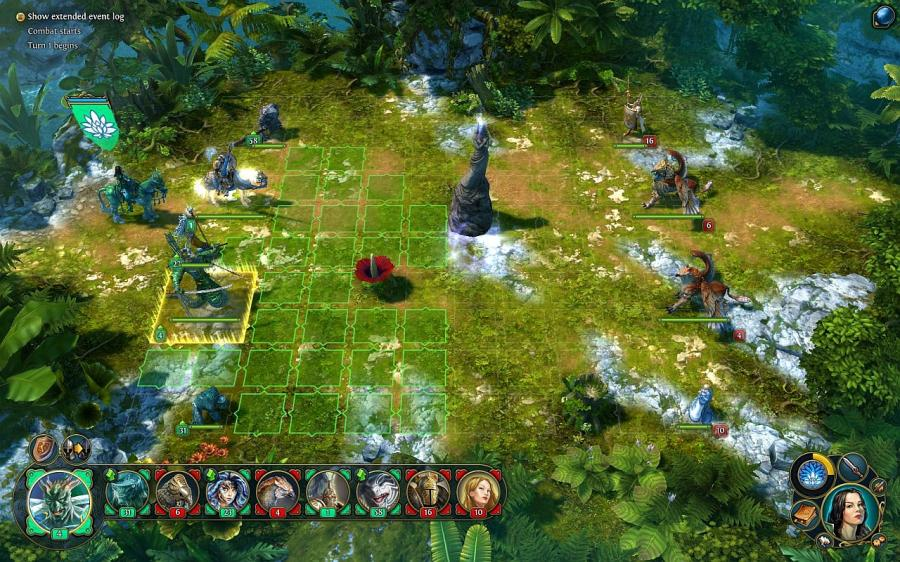 Might & Magic Heroes VI Screenshot 2