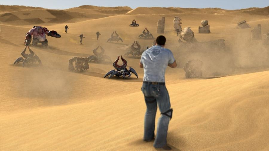 Serious Sam 3 Screenshot 1