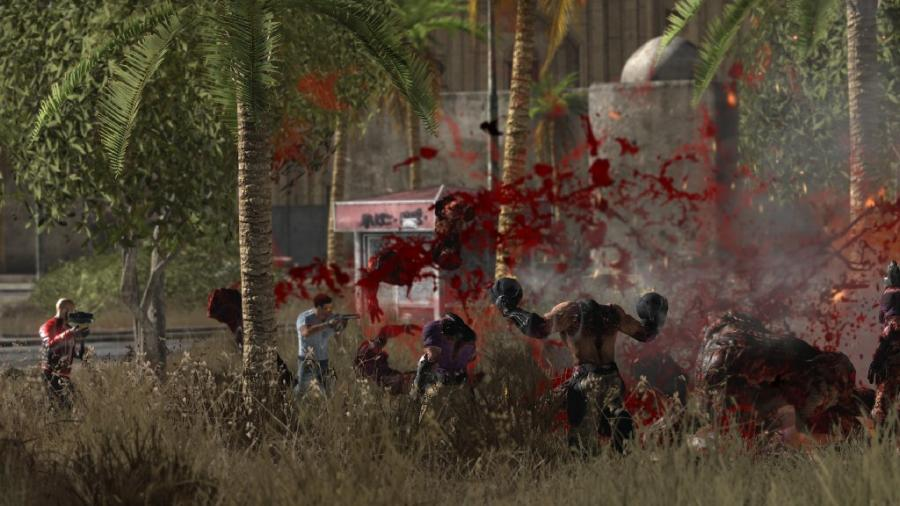 Serious Sam 3 Screenshot 2
