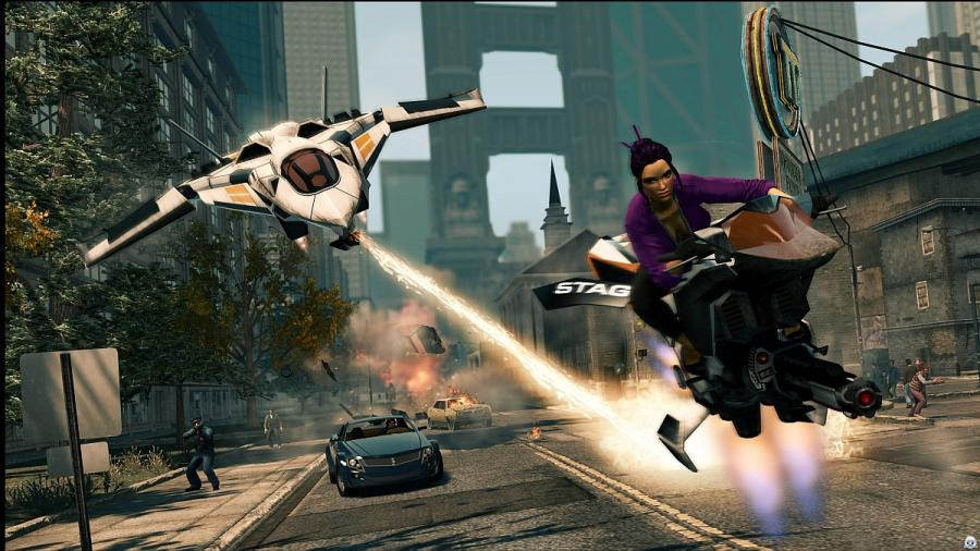 Saints Row The Third (Saints Row 3) Screenshot 2