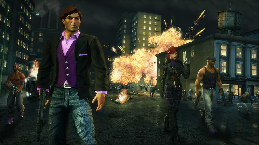 Saints Row The Third (Saints Row 3) Screenshot 4