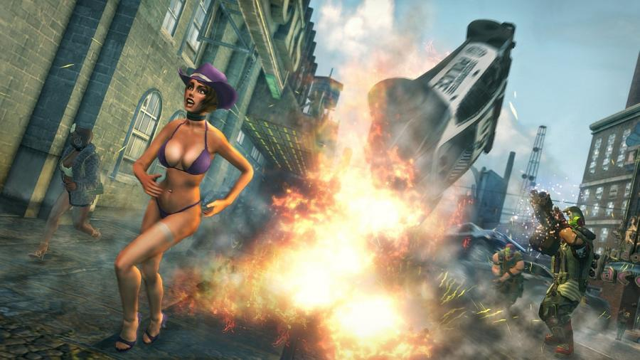 Saints Row The Third (Saints Row 3) Screenshot 5