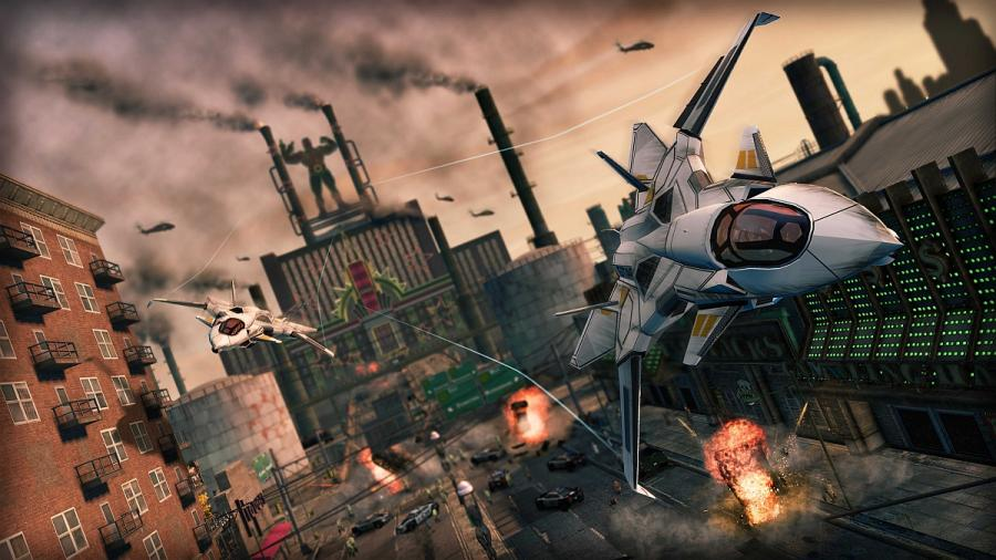 Saints Row The Third (Saints Row 3) Screenshot 12