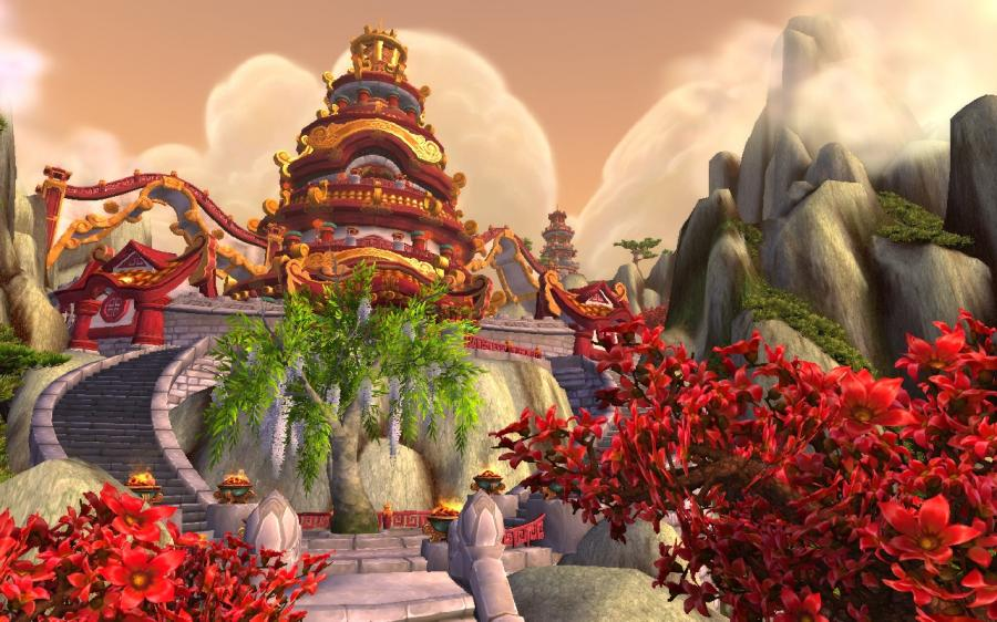 WoW - Mists of Pandaria MoP Key [EU] Screenshot 23