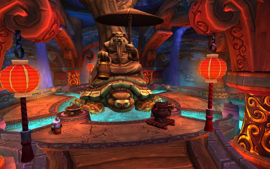 WoW - Mists of Pandaria MoP Key [EU] Screenshot 22