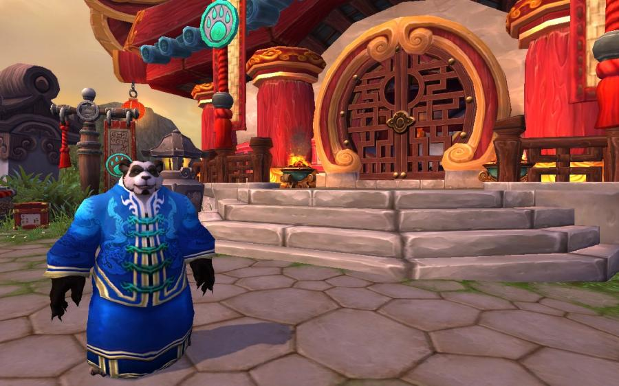 WoW - Mists of Pandaria MoP Key [EU] Screenshot 7