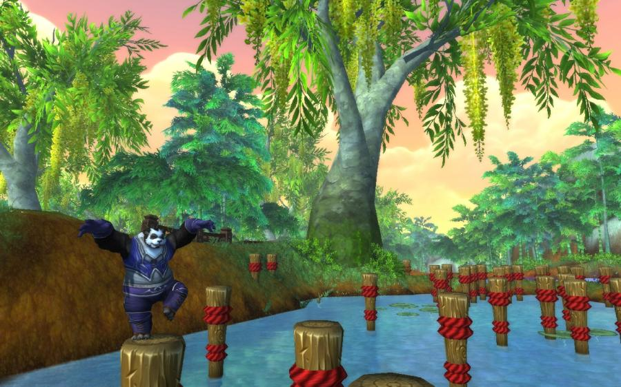 WoW - Mists of Pandaria MoP Key [EU] Screenshot 10