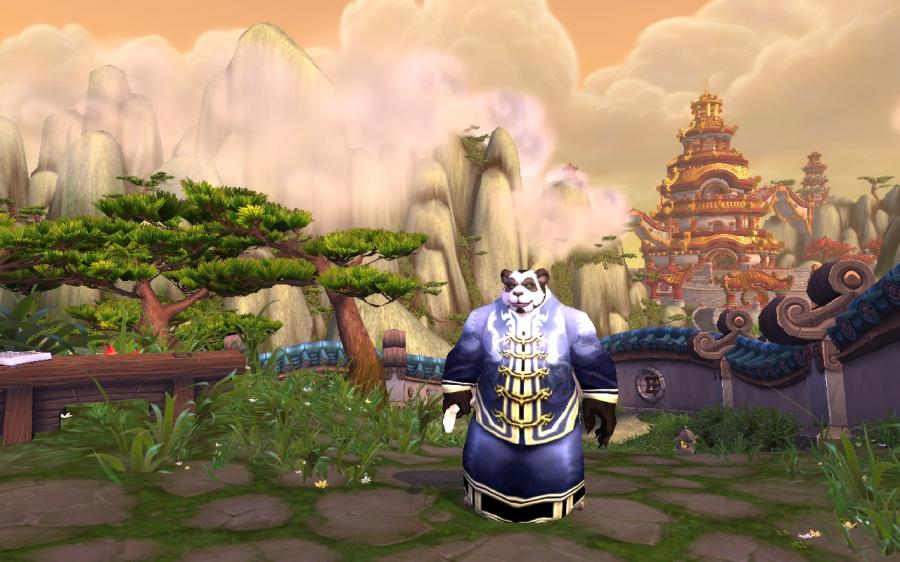 WoW - Mists of Pandaria MoP Key [EU] Screenshot 5