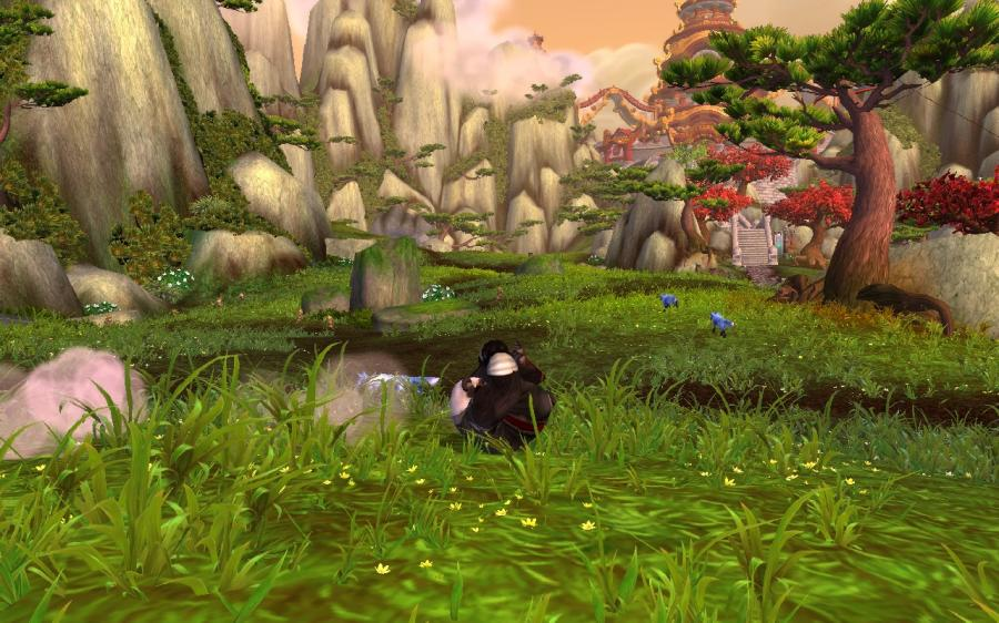 WoW - Mists of Pandaria MoP Key [EU] Screenshot 12