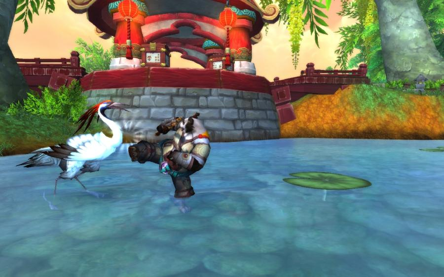 WoW - Mists of Pandaria MoP Key [EU] Screenshot 9