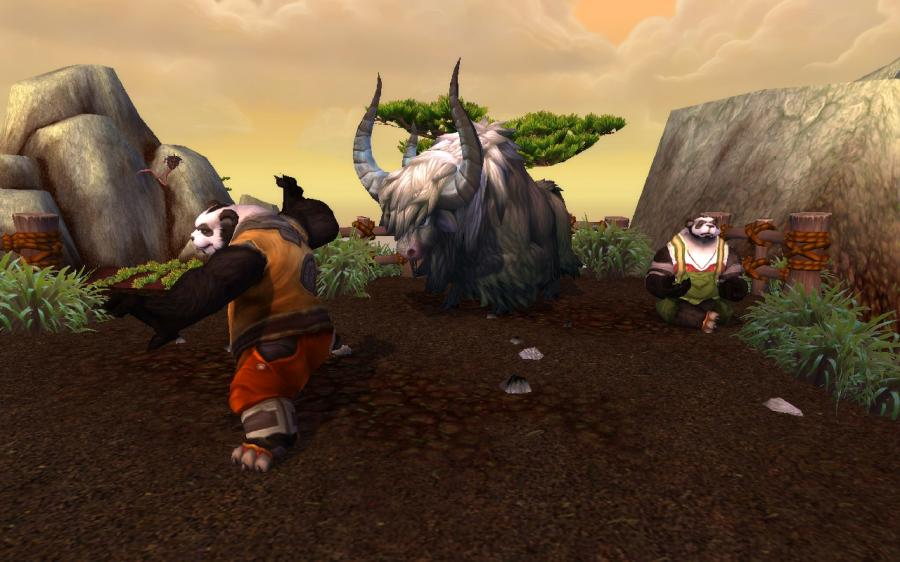 WoW - Mists of Pandaria MoP Key [EU] Screenshot 3