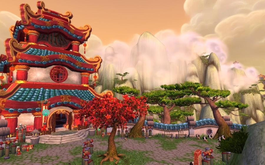 WoW - Mists of Pandaria MoP Key [EU] Screenshot 19