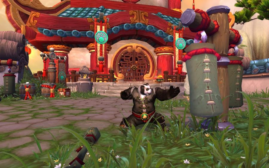 WoW - Mists of Pandaria MoP Key [EU] Screenshot 14