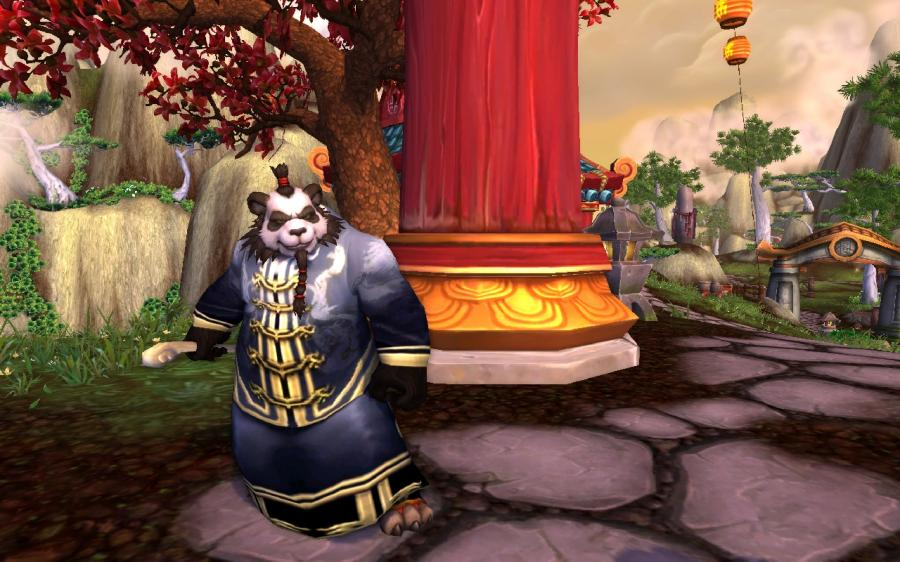 WoW - Mists of Pandaria MoP Key [EU] Screenshot 15