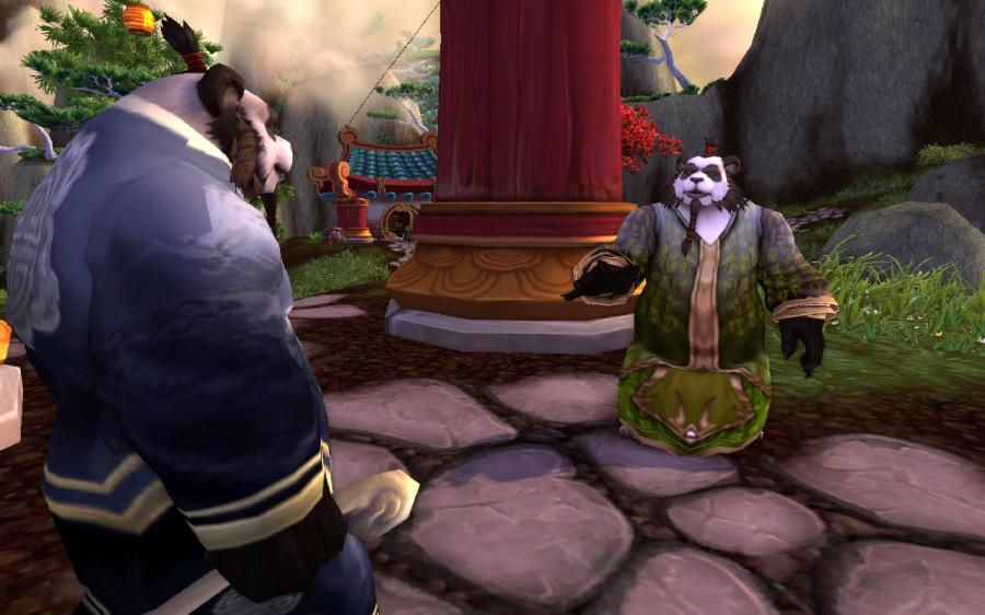WoW - Mists of Pandaria MoP Key [EU] Screenshot 4