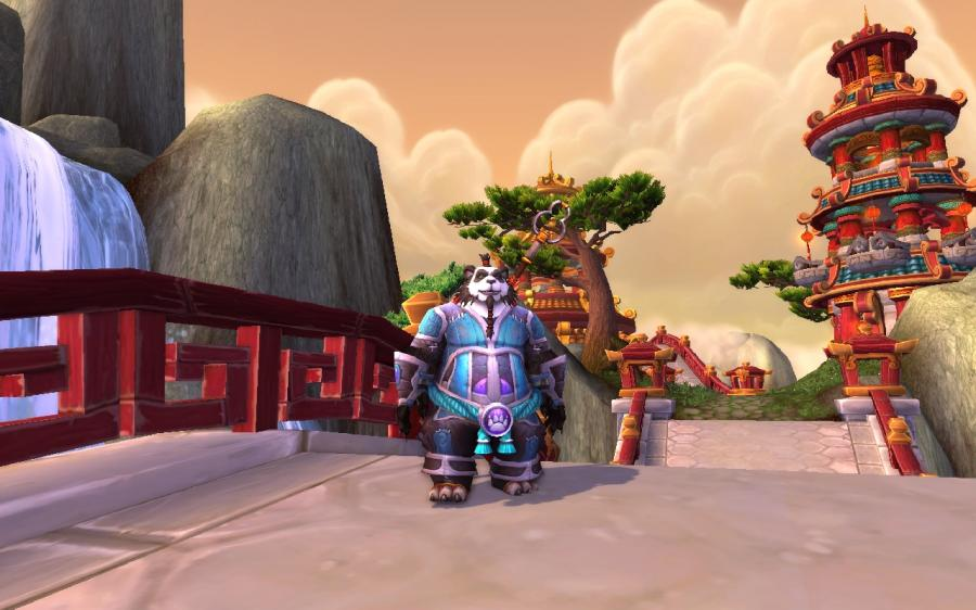 WoW - Mists of Pandaria MoP Key [EU] Screenshot 6