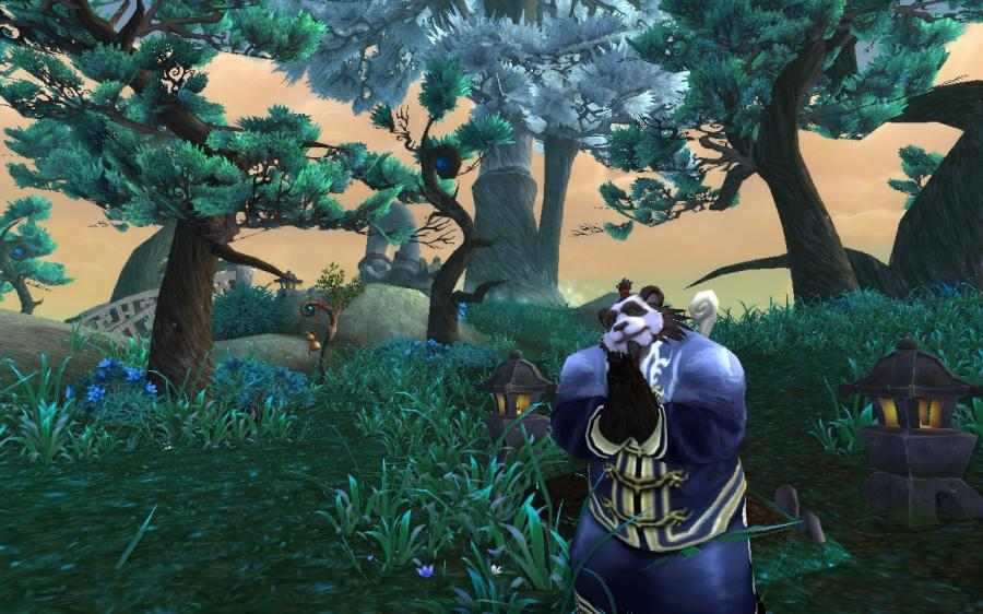 WoW - Mists of Pandaria MoP Key [EU] Screenshot 2