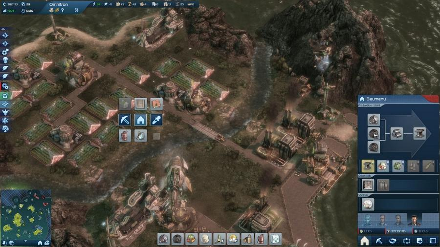 Anno 2070 Key Screenshot 3