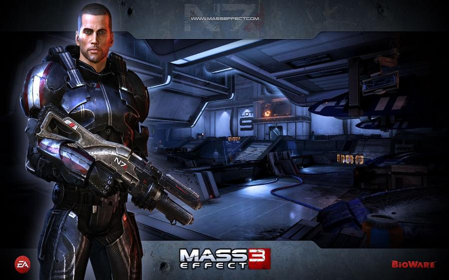 Mass Effect 3 Screenshot 11