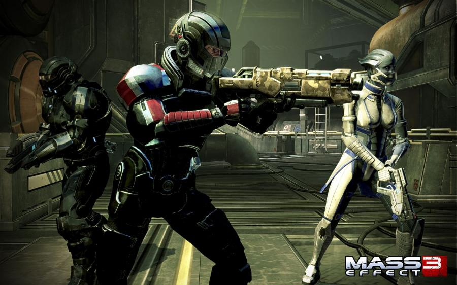 Mass Effect 3 Screenshot 9