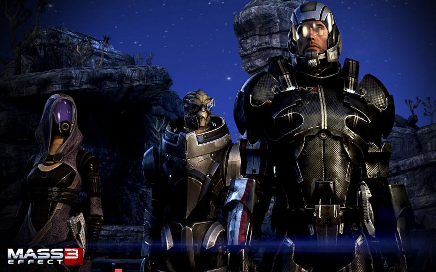 Mass Effect 3 Screenshot 7