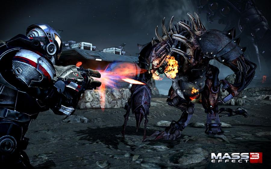 Mass Effect 3 Screenshot 3