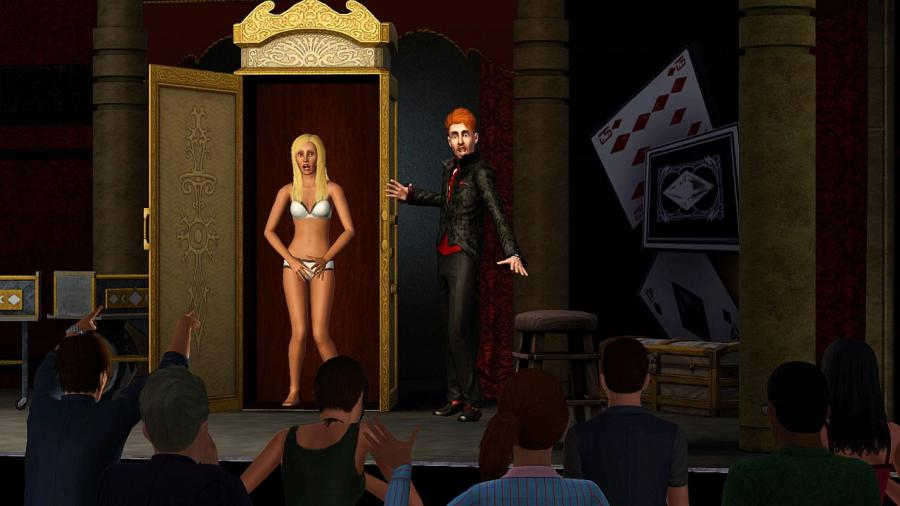 Die Sims 3: Showtime (Addon) Screenshot 7