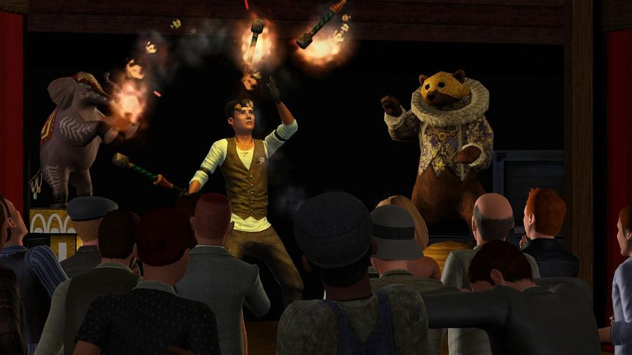 Die Sims 3: Showtime (Addon) Screenshot 6
