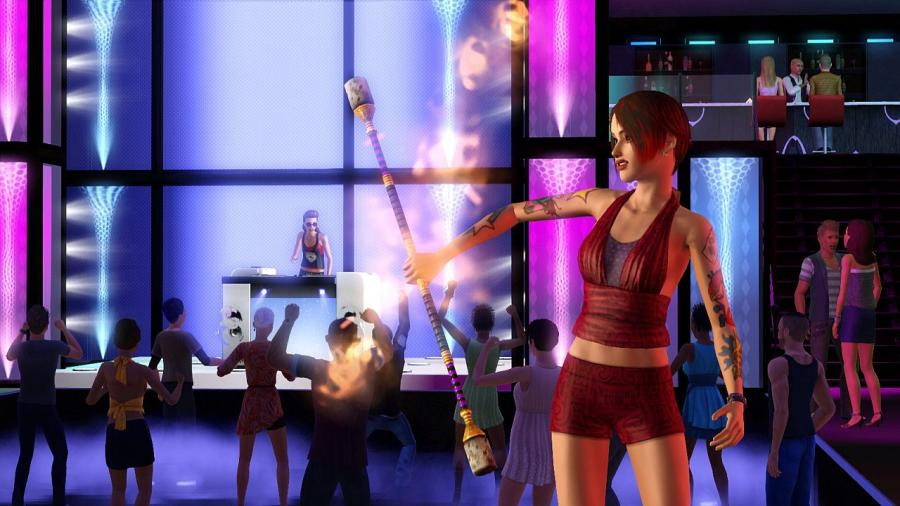 Die Sims 3: Showtime (Addon) Screenshot 2