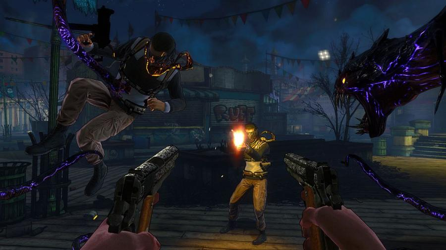 The Darkness 2 Screenshot 7