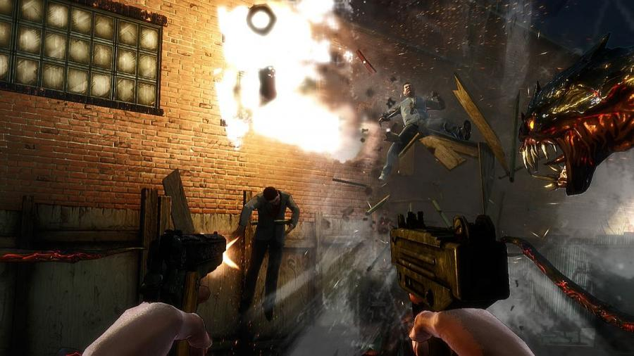 The Darkness 2 Screenshot 1