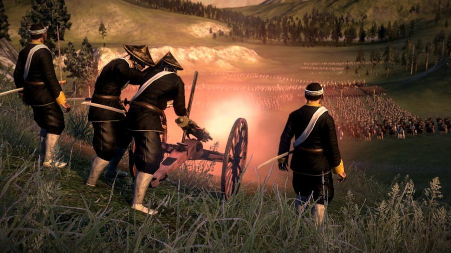 Total War: Shogun 2 - Fall of the Samurai Screenshot 5