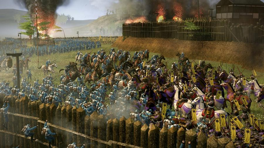 Total War: Shogun 2 - Fall of the Samurai Screenshot 3