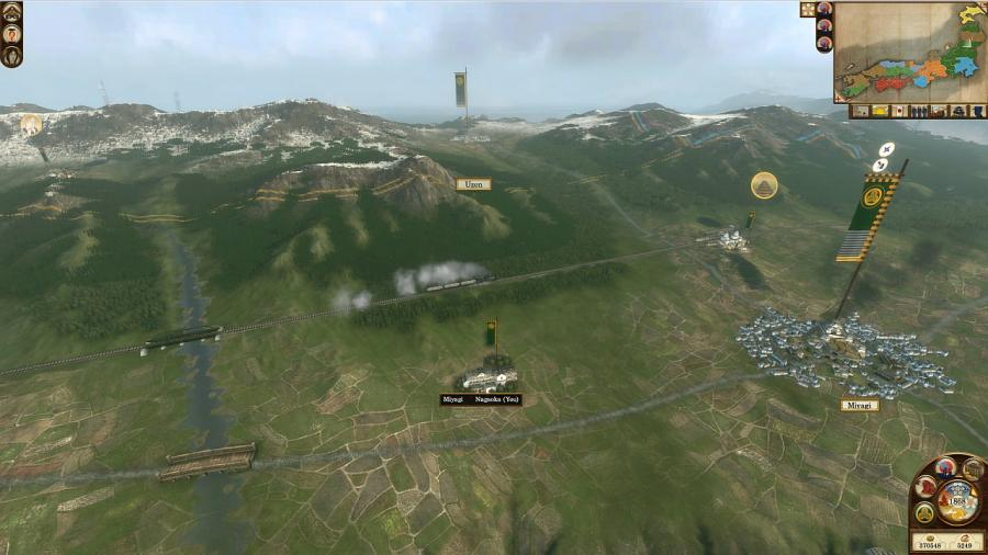 Total War: Shogun 2 - Fall of the Samurai Screenshot 7