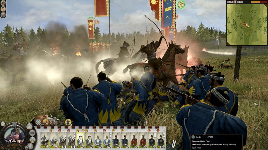 Total War: Shogun 2 - Fall of the Samurai Screenshot 8